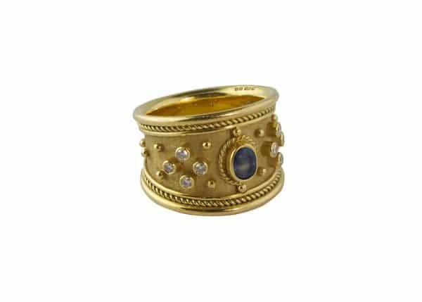 elizabeth gage ring