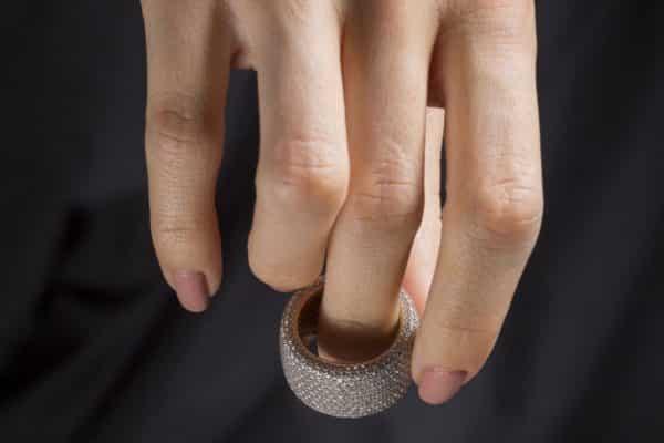 garrard diamond band ring