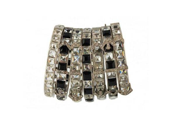 sterling diamonbar paste bracelets