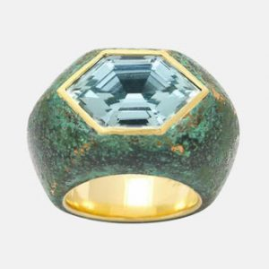sean gilson aquamarine ring