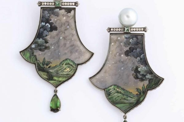 furmanovich ode to india earrings