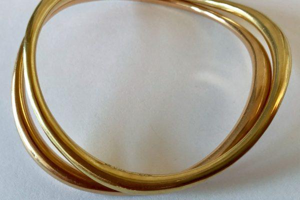 michael good gold bracelets