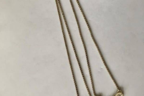 necklace articulated fobs