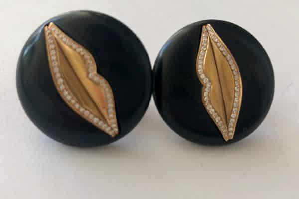 Bulgari Enigma earrings