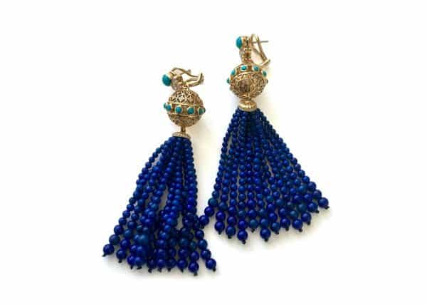 paloma picasso lapis earrings