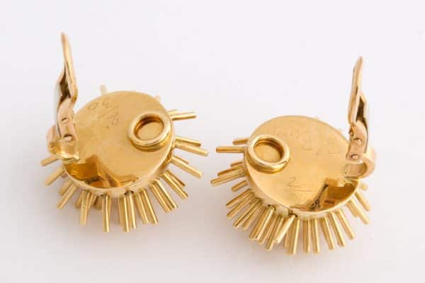 pol bury kinetic earrings